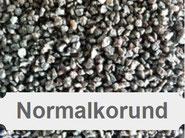 Normalkorund, Strahlmittel, Edelkorund, Sandstrahlen, Korundstrahlen, Mischkorund