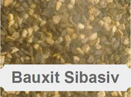 Strahlbauxit, Sibasiv, Sandstrahlen, Bauxit, Strahlmittel