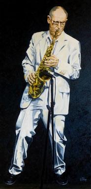 Der Saxophonist, 2015