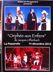 Le DVD d'Orphée