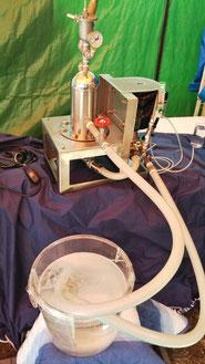 マイクロナノバブル発生装置LEA15S型