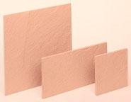 アーリーアメリカンスタイル 砂岩石風タイル 隅谷オリジナルデザインタイル トーラス 形状 サイズ