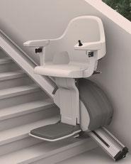 Preis Treppenlift für Außen, Hersteller Thyssenkrupp Accessibility