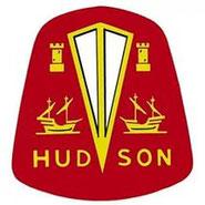 hudson car logo