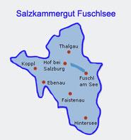 Siehe Bundesland Salzburg