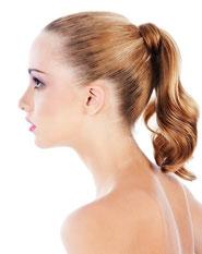 хвост на ленте, накладной хвост, хвост из волос, хвост шиньон, хвост из натуральных волос, купить натуральный хвост, два хвостика,