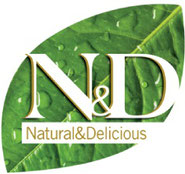 Logo Farmina Natural & Delicious (N&D)