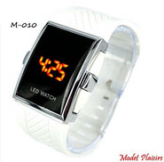 Montre LED homme