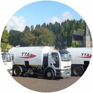 Balayage industriel - TTA