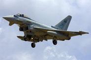 Damocles pod per gli Eurofighter sauditi contro l'ISIS.