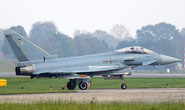 Un nuovo upgrade aerodinamico per l'Eurofighter.