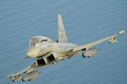 Eurofighter Typhoon sempre più versatile con il nuovo radar Captor E-Scan.