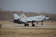 MiG-31: Il volo continua, un sistema radar KRET per l'upgrade dei velivoli in servizio