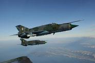 La Croazia sostituirà i MiG-21, una proposta di leasing per i Gripen