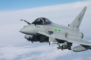 """Eurofighter Typhoon: lo """"swing role"""" lo rende sempre più unico nel suo genere."""