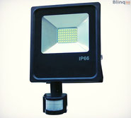 LED Floodlight met Sensor