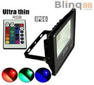 LED Floodlight RGB Kleuren