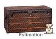 estimation expert Malle Louis Vuitton