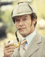 Sherlock fume la pipe mais pas une Louis Vuitton roger morre