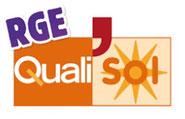 RGE Qualisol pour Minault Despretz membre de l'UCAL à Lezay