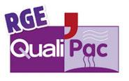 RGE QualiPac pour Minault Despretz membre de l'UCAL à Lezay