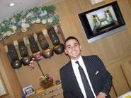 Dott. Marco Galinella, Tecnico per l'inserimento lavorativo e Orientatore Area lavoro formazione scuola e politiche comunitarie e culturali Regione Umbria. Diplomato a.s. 2001-02