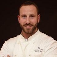 Daniele Bartolo Polito, chef de cuisine FOUR SEASONS HOTEL KUWAIT AT BURJ ALSHAYA, Diplomato a.s. 2007/08