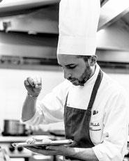 Michele Mezzarosa, sous chef Hotel Mont Blanc***** Courmayer , Diplomato a.s. 2011/12