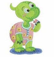 Pyjama-Schildkröte