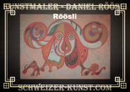 Exhibition Painting,Artist Basel,