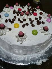 ホワイトデーに手作りケーキ 新潟