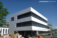 Bautenstand Swan Drahtler Architekten