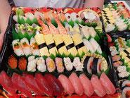 出前館 港区 宅配寿司
