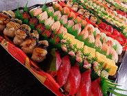港区 年末年始 宅配寿司