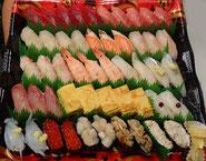 千代田区から寿司の出前注文