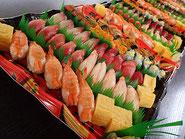 中央区 年末年始 宅配寿司