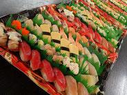 江戸川区内美味しいお寿司をお届けします