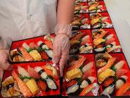 美味しい寿司の出前 台東区駒形