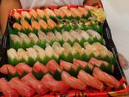 江東区から寿司の出前注文