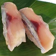 宅配寿司 しめサバ デリバリー