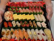 港区寿司 出前 宅配寿司