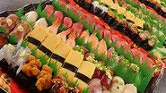 足立区 寿司 出前