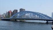 中央区 勝鬨橋