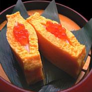 宅配寿司 玉子のいくらのせ