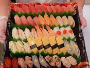 出前館 中央区 宅配寿司
