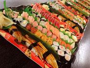 北区王子に美味しいお寿司を宅配します!
