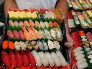 台東区から寿司の出前注文