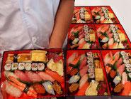 美味しい寿司の出前 台東区 浅草