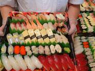 出前館 台東区 宅配寿司