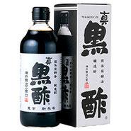 黒酢 黒酢の寿司京山
